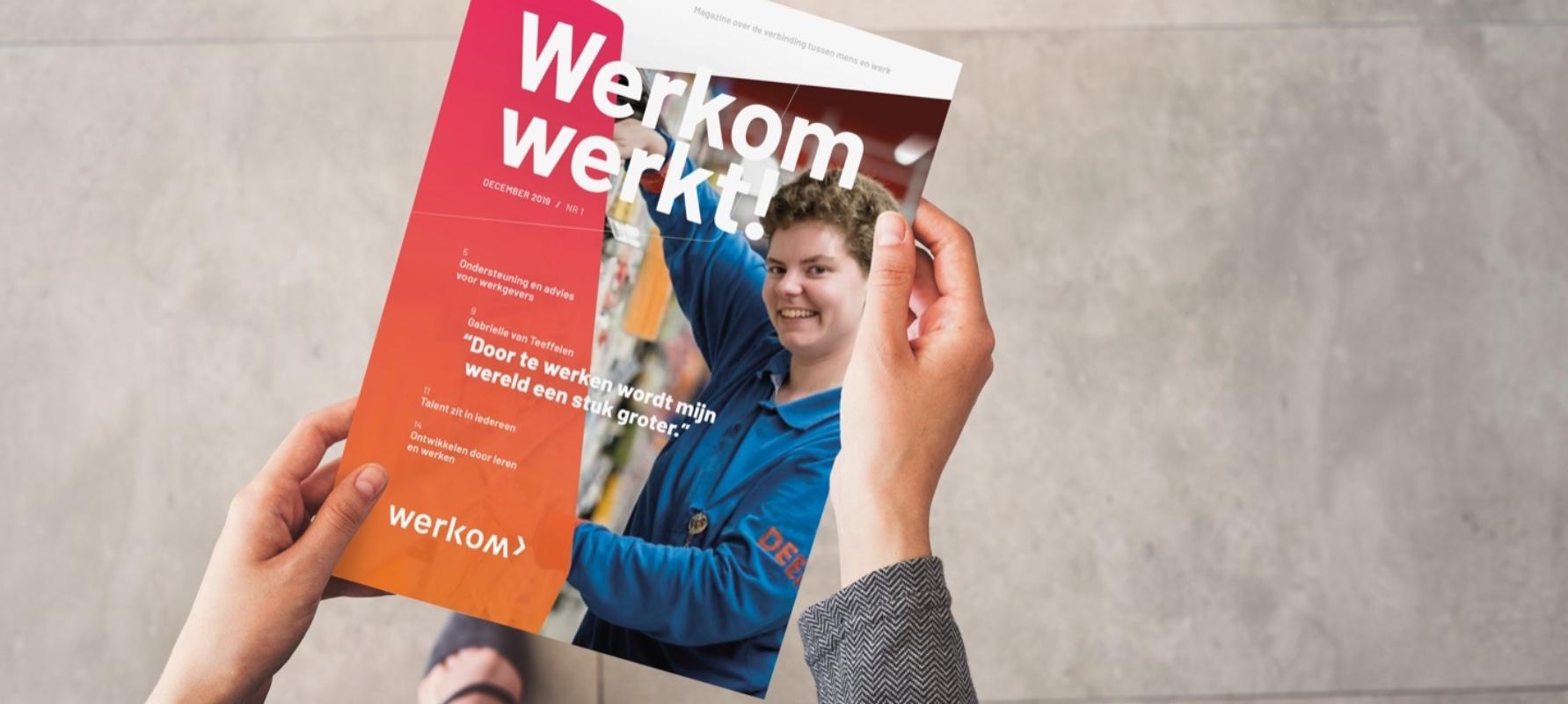 Werkom magazine cover