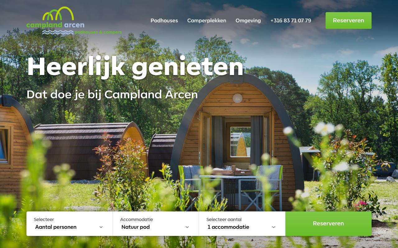 Campland - Home