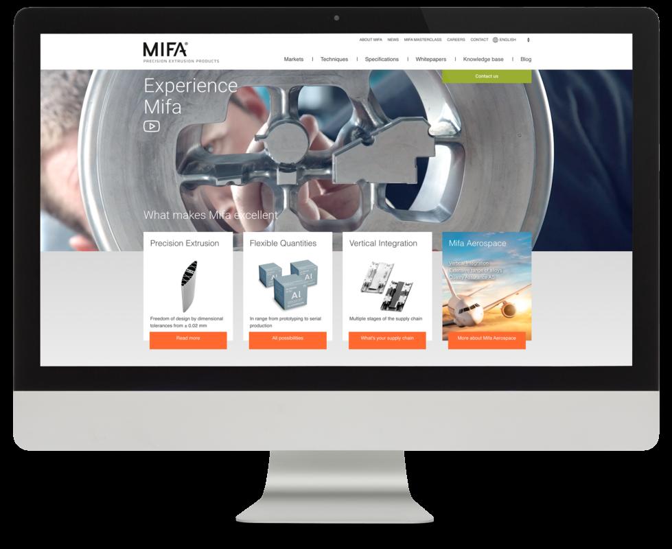 Mifa - Home