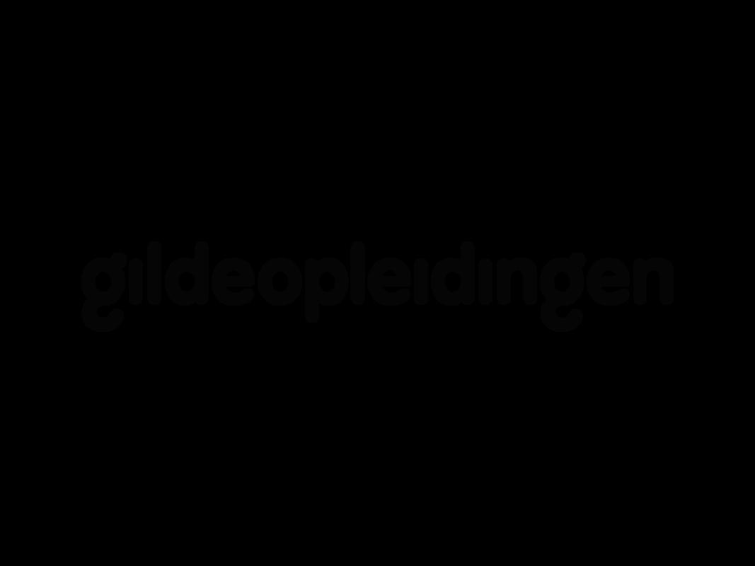 Gildeopleidingen
